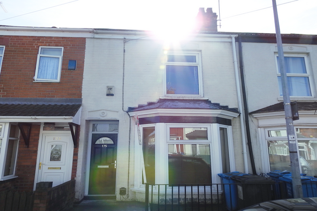 Thumbnail Terraced house to rent in Clumber Street, Hull