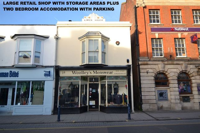 Thumbnail Property for sale in High Street, Whitstable