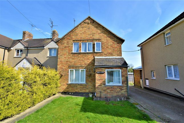 Terraced house for sale in Bourne Road, Essendine, Stamford