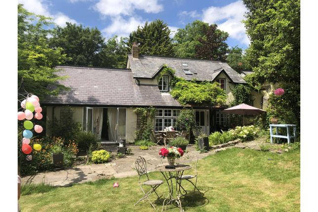 Thumbnail Detached house to rent in St. Fagans, Cardiff