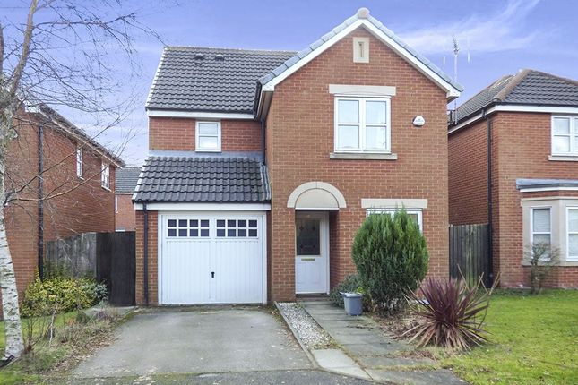 Thumbnail Detached house to rent in Camellia Gardens, St. Helens