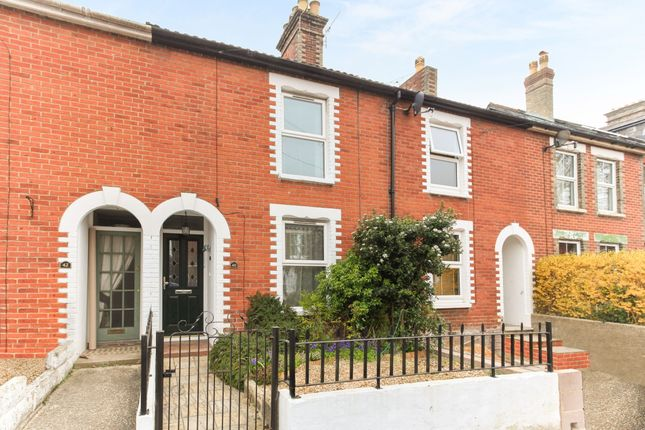 Thumbnail Terraced house to rent in St. Marks Road, Salisbury, Wiltshire