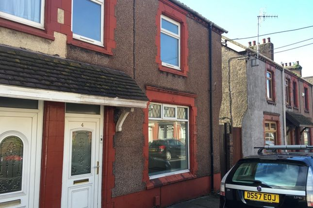 Thumbnail Terraced house to rent in Brombil Street, Port Talbot