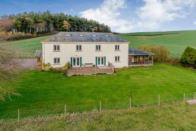 Thumbnail Detached house for sale in Upton Hellions, Crediton, Devon