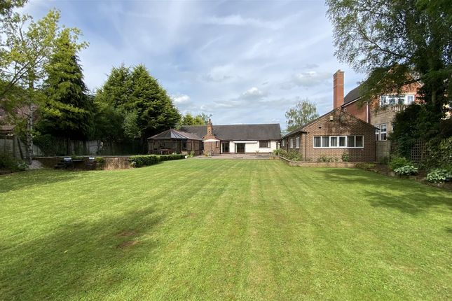 Thumbnail Bungalow for sale in Somme Road, Allestree, Derby