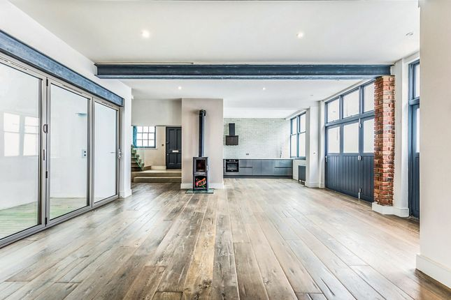 Thumbnail End terrace house for sale in Dudley Mews, Brunswick Street West, Hove