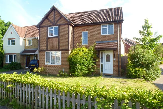 Thumbnail Detached house for sale in Daynes Way, Burgess Hill