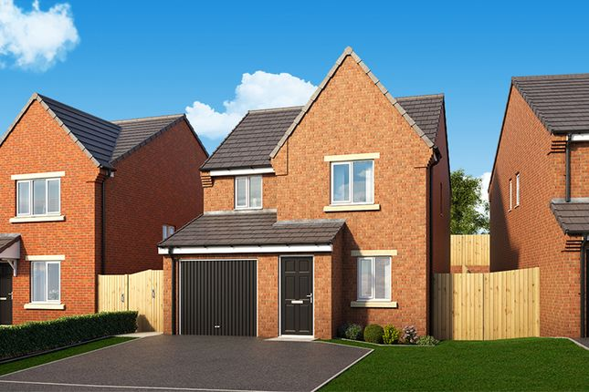 """Property for sale in """"The Redwood"""" at Heathway, Seaham"""