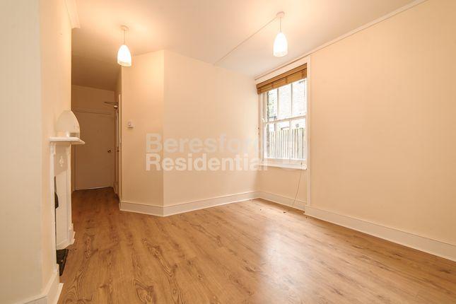 Thumbnail Maisonette to rent in Claremont Villas, Southampton Way, London