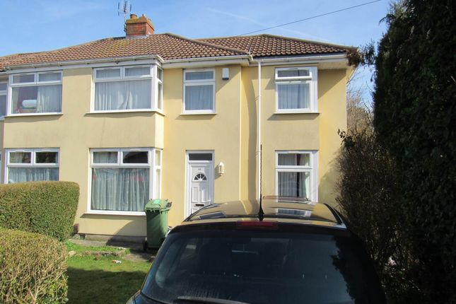 Thumbnail Semi-detached house to rent in Filton Avenue, Filton, Bristol