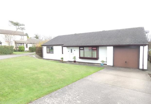 Thumbnail Detached bungalow for sale in Lowrey Close, Beckermet, Cumbria