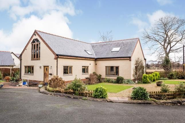 Thumbnail Detached house for sale in Llanrhaeadr, Denbigh, Denbighshire, Llandir Bach