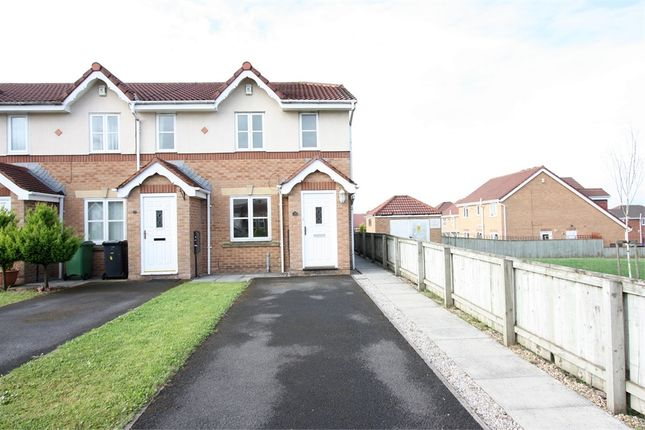 Thumbnail Semi-detached house to rent in Cranberry Drive, Bolton, Lancashire