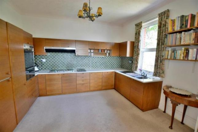 Thumbnail Flat for sale in Warwick Road, Parkstone, Poole