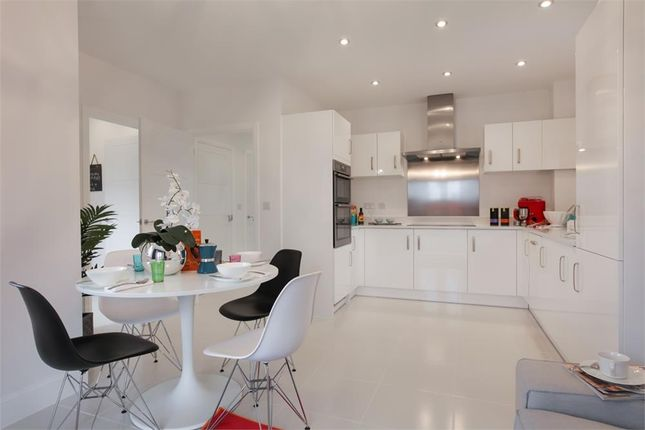 """Thumbnail Detached house for sale in """"Stainsby"""" at Starflower Way, Mickleover, Derby"""
