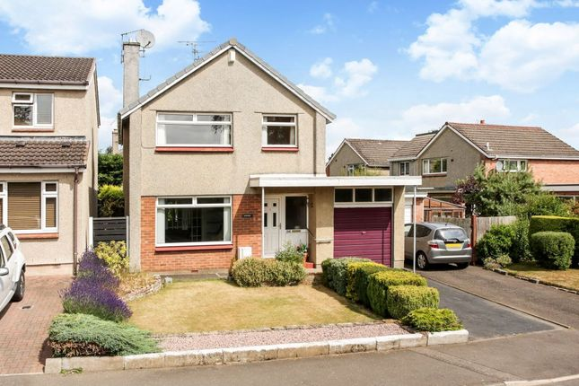 Thumbnail Detached house for sale in 1 St. James's Gardens, Penicuik