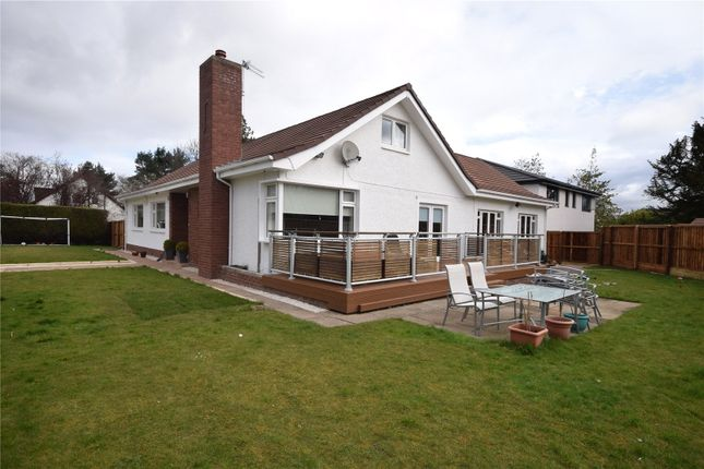 Thumbnail Detached house for sale in Allanshaw Gardens, Hamilton, South Lanarkshire
