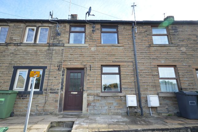 Thumbnail Terraced house to rent in North Road, Kirkburton, Huddersfield