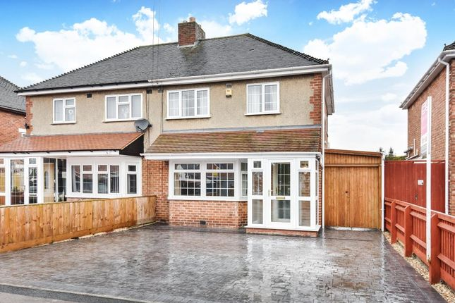 Thumbnail Semi-detached house for sale in Brasenose Driftway, Oxford
