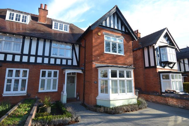 Thumbnail Semi-detached house for sale in Oxford Road, Moseley, Birmingham
