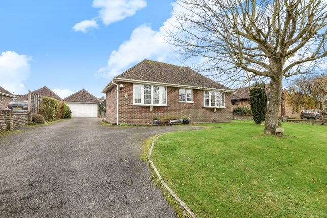 Thumbnail Detached bungalow for sale in Elms Lane, West Wittering
