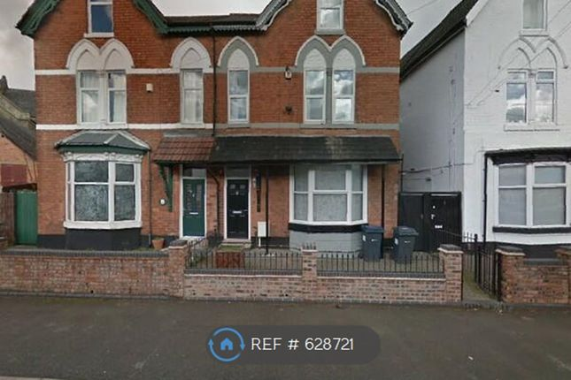 Thumbnail Room to rent in Summerfield Crescent, Birmingham