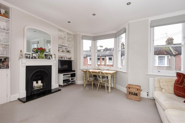 Thumbnail Maisonette for sale in Strathville Road, London