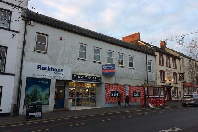Thumbnail Retail premises to let in 118-119 Lammas Street, Carmarthen