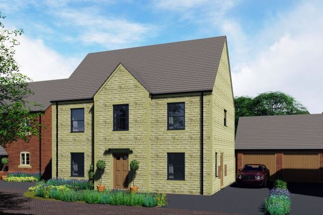Thumbnail Detached house for sale in Matlock Road, Wessington