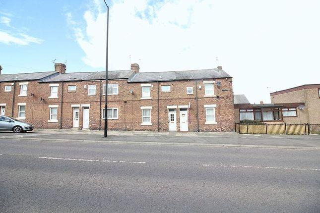 Thumbnail Terraced house to rent in Kenton Road, Gosforth, Newcastle Upon Tyne