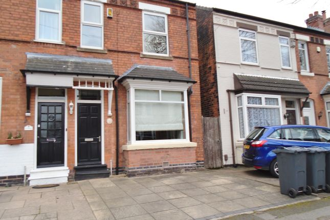 Thumbnail Semi Detached House To Rent In Norfolk Road Erdington Birmingham