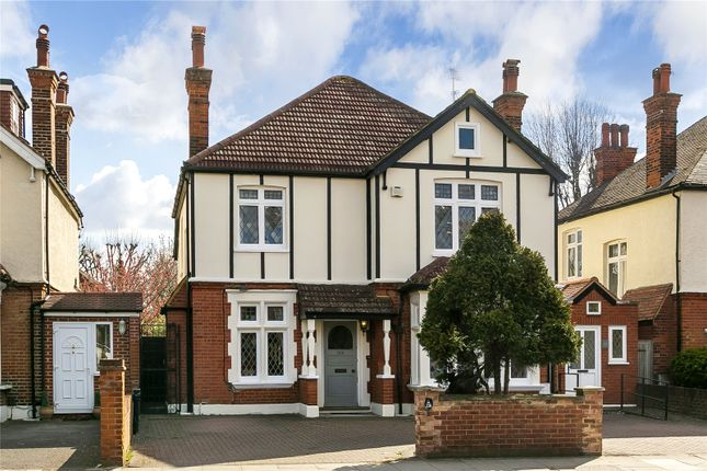 Thumbnail Detached house for sale in London Road, Twickenham, Middx
