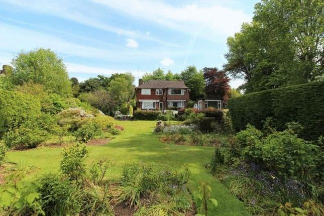 Thumbnail Detached house for sale in Chantry Walk, Lower Heswall, Wirral