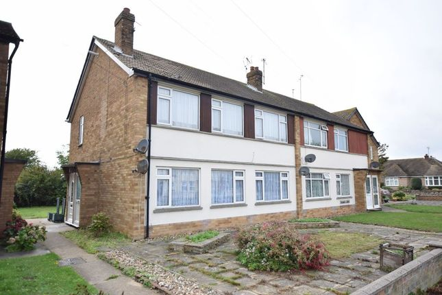 Thumbnail Maisonette for sale in Kings Avenue, Holland-On-Sea, Clacton-On-Sea