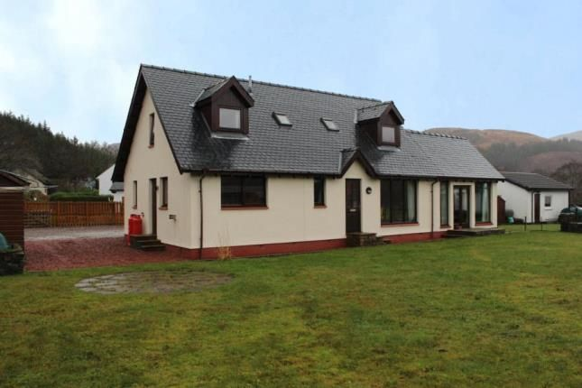 Thumbnail Detached house for sale in Inchree, Onich, Fort William, Highland