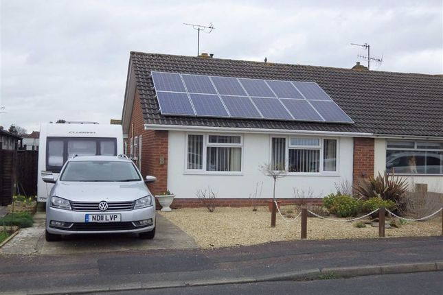 Thumbnail Semi-detached bungalow for sale in Sedgeley Close, Tuffley, Gloucester