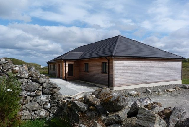 Thumbnail Detached house for sale in Kirkibost, Bernera, Isle Of Lewis