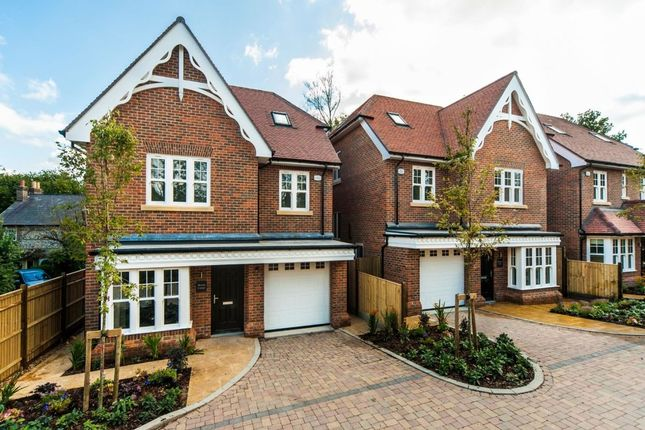 Thumbnail Detached house for sale in Barnes Lane, Hazlemere, High Wycombe