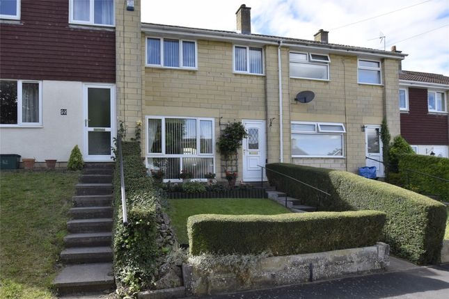 Thumbnail Terraced house for sale in Hillcrest Drive, Bath, Somerset