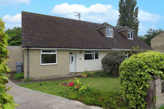 Thumbnail Semi-detached bungalow to rent in Busbys Close, Bampton, Oxfordshire