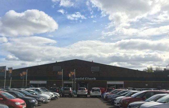 Crow Road Glasgow G11 Light Industrial To Let 43371875