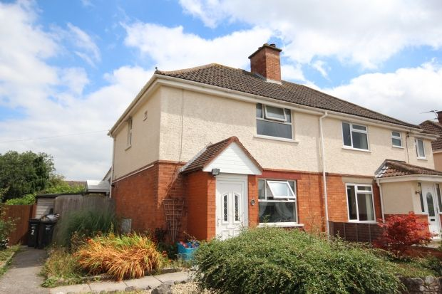 Thumbnail Semi-detached house for sale in Dyers Green, North Petherton, Bridgwater