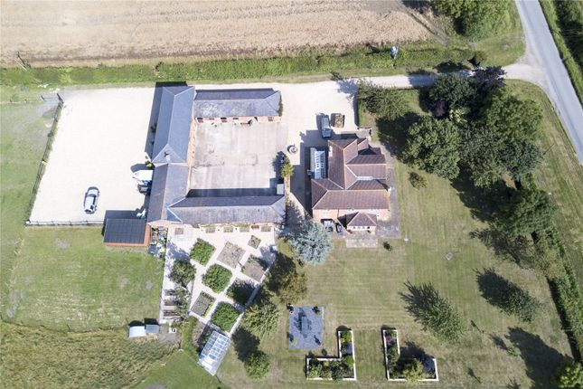 Thumbnail Detached house for sale in Witham Grange And Witham Barn, Doddington Lane, Dry Doddington, Newark