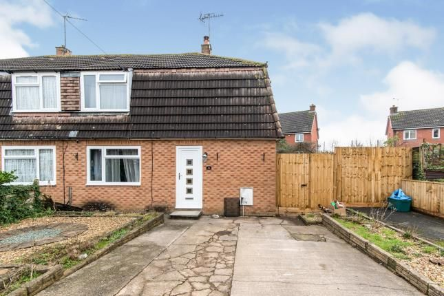 Thumbnail Semi-detached house for sale in Marissal Road, Henbury, Bristol, City Of Bristol