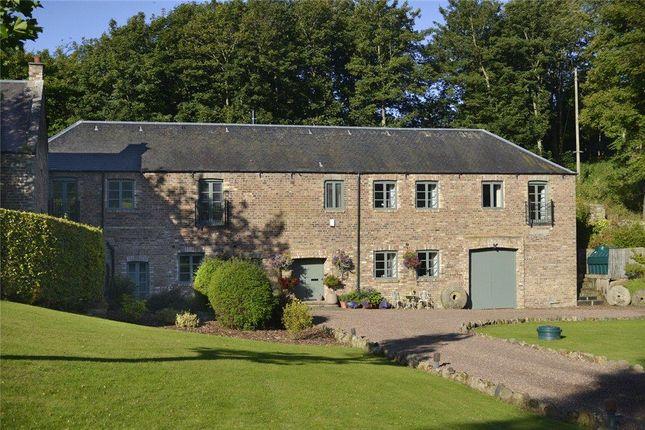 Thumbnail Detached house for sale in Fushiebridge, Midlothian