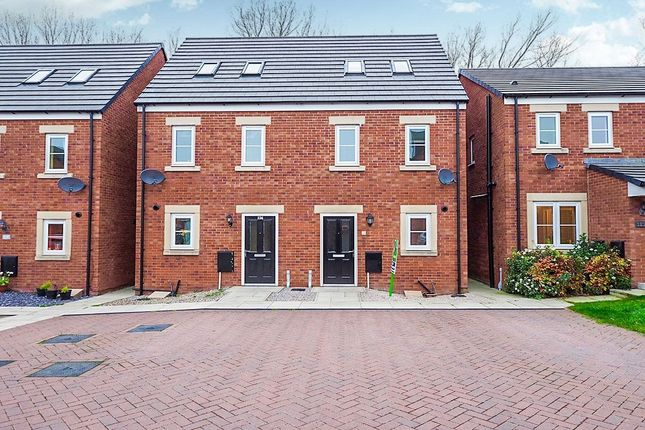 Thumbnail Semi-detached house to rent in Scholars Green, Wigton