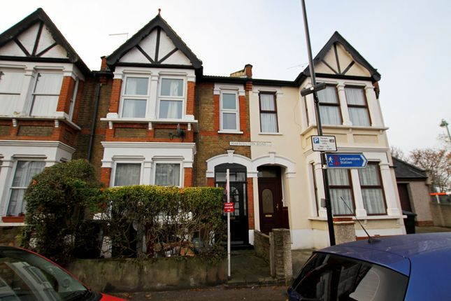 Thumbnail Terraced house to rent in Harrington Road, Leytonstone