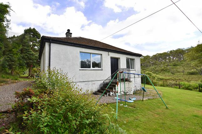 Thumbnail Detached bungalow for sale in North Shian, Appin