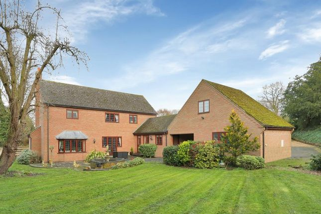 Thumbnail Detached house for sale in Paradise Lane, Old Dalby, Melton Mowbray
