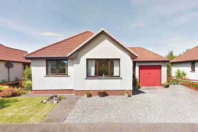 Thumbnail Detached bungalow for sale in Riverside Park, Lochyside, Fort William